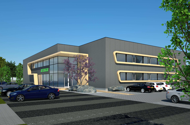 Wauben Architects – Heerlen
